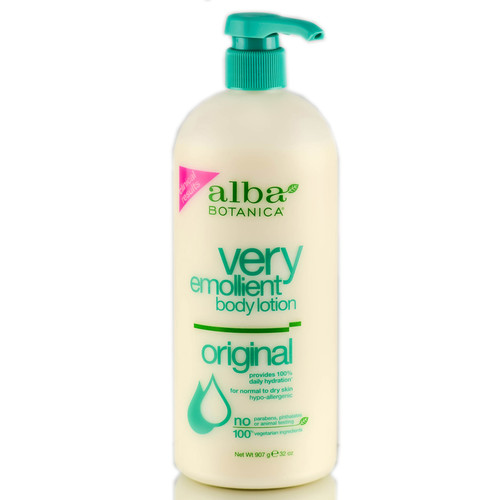 Alba Botanica Very Emollient Body Lotion - Original