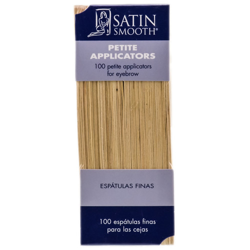 Satin Smooth Petite Applicators For Eyebrow