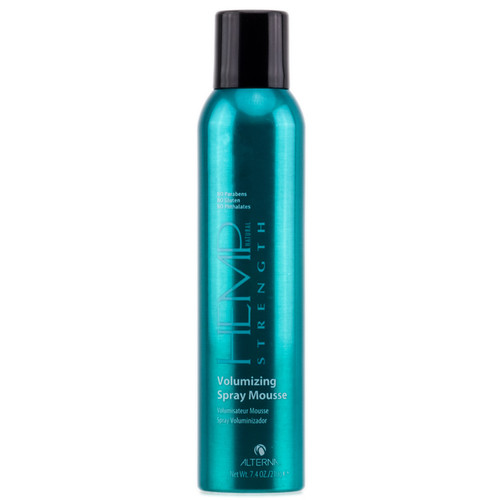 Alterna Hemp Natural Strength Volumizing Spray Mousse