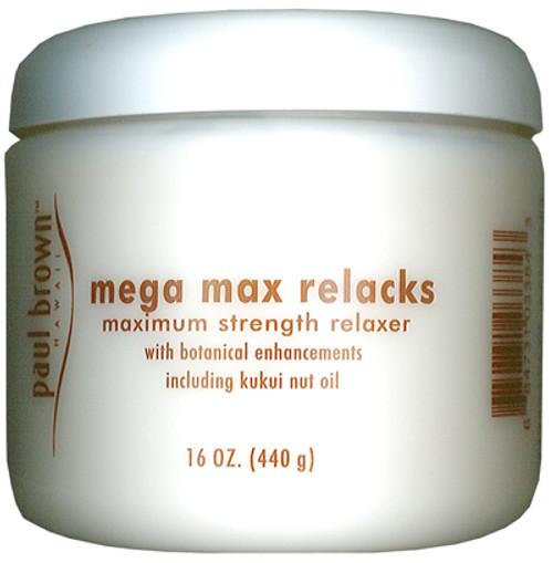 Paul Brown Hawaii Mega Max Relacks - Maximum Strength Relaxer