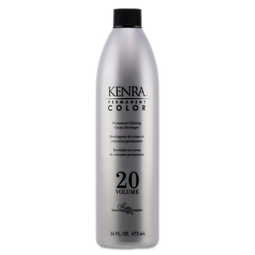 Kenra Permanent Coloring Creme Developer 20 Volume