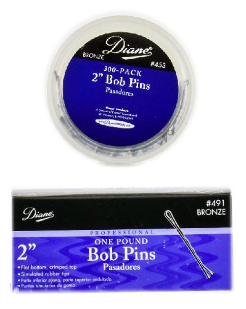 Diane Bobby Bronze Pins