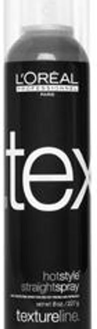 L'oreal Textureline Hot Style Straight Spray