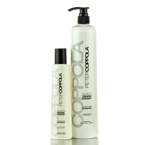Peter Coppola Keratin Concept Clarifying Shampoo
