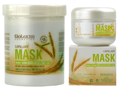 Salerm Mascarilla Wheat Germ Capillary Mask for dry hair