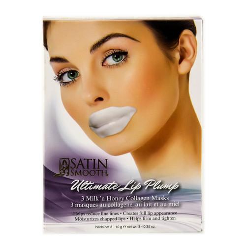 Satin Smooth Ultimate Lip Plump masks