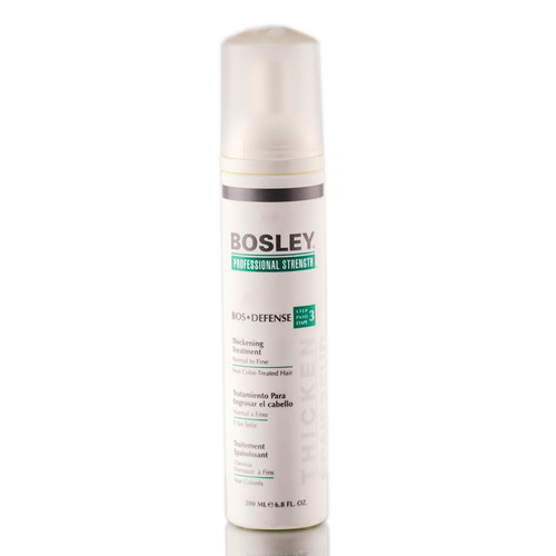Bosley Defense Thickening Treatment for Normal to Fine / Non Color-Treated Hair