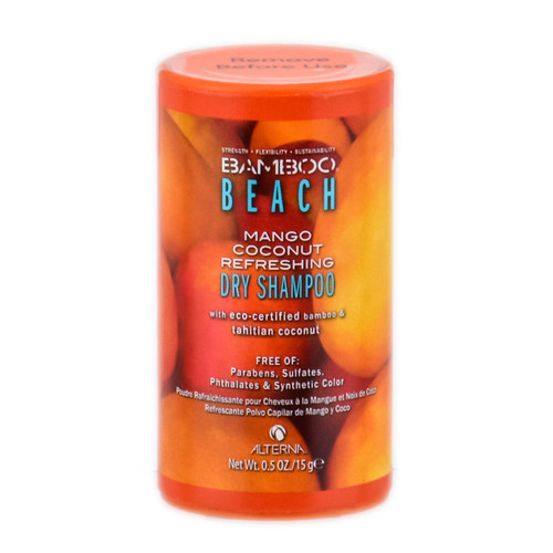 Alterna Bamboo Beach Mango Coconut Refreshing Dry Shampoo