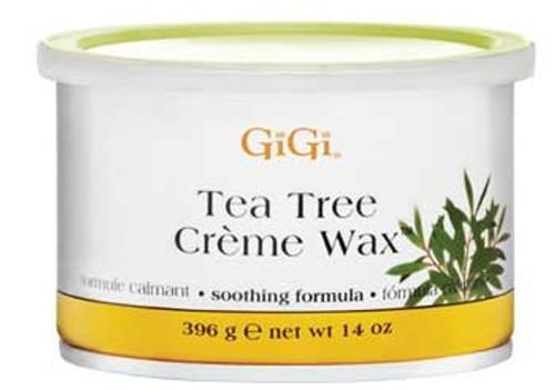 Gigi Tea Tree Creme Wax
