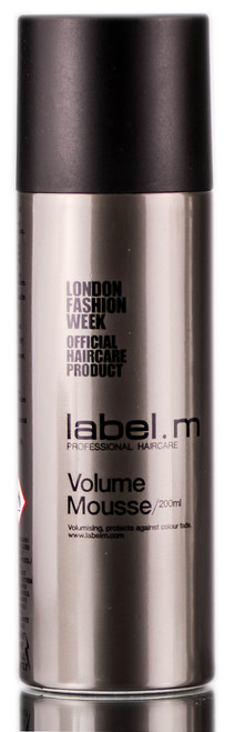 Label. M Volume Mousse