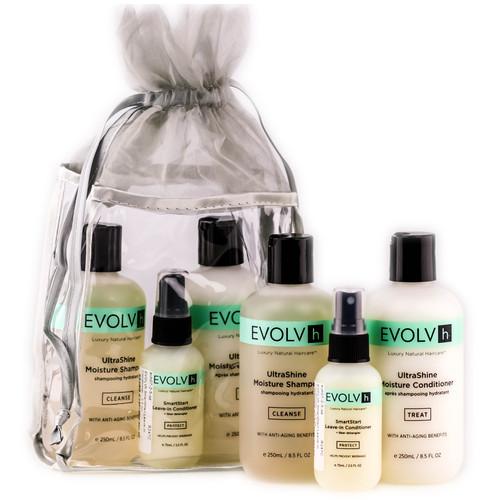 Evolvh Hair Set - Natural Ultrashine