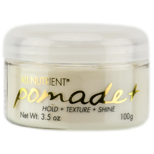 All - Nutrient Pomade Hold Texture Shine