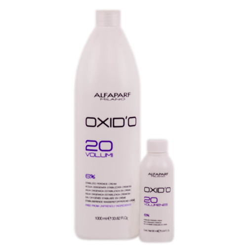 Alfaparf Milano Oxid'o 20 Volume 6% Peroxide Cream Developer