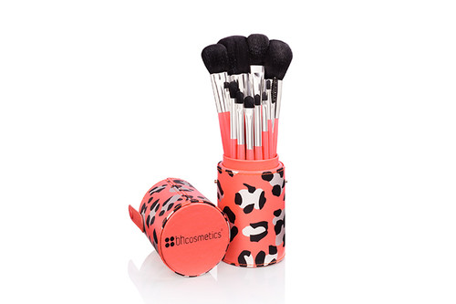 BH Cosmetics 12 Pc Wild Brush Set