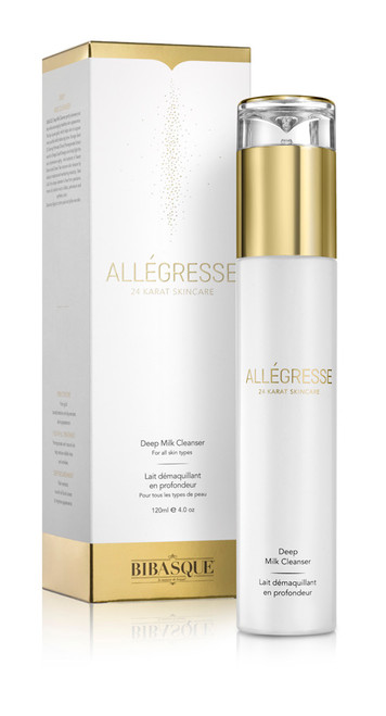 Allegresse 24K Gold Deep Milk Cleanser