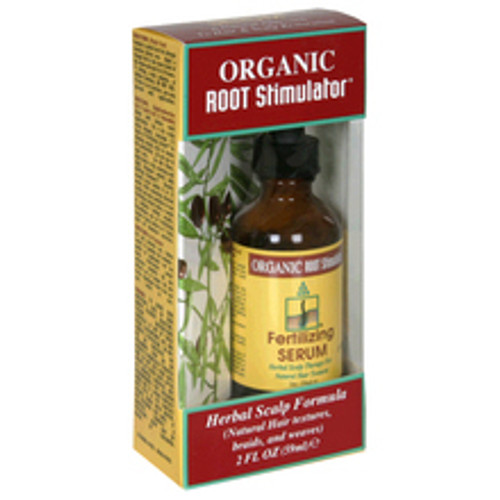 Organic Root Stimulator Fertilizing Serum Herbal Scalp Formula