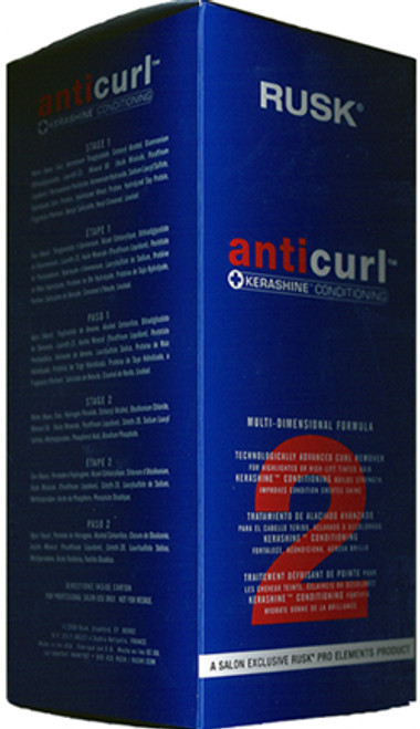 Rusk AntiCurl 2 Kerashine Conditioning