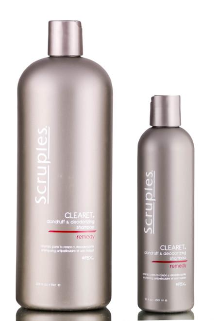 Scruples Clearet Dandruff & Deodorizing Shampoo