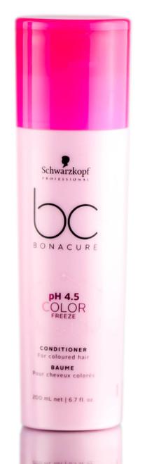 Schwarzkopf BC Bonacure Color Freeze Conditioner