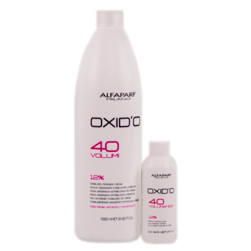 Alfaparf Milano Oxid'o 40 Volume 12% Peroxide Cream Developer