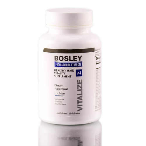 Bosley Healthy Hair Vitality Supplement - Men