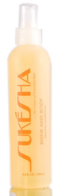Sukesha Shine And Body - Leave-in Condition Spray