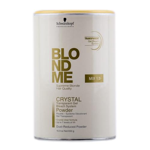 Schwarzkopf Professional Blond Me Crystal Powder