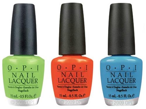 OPI Brights Nail Polish