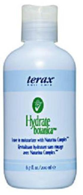 Terax Hair Care Hydrate Botanica - leave in moisturizer with naturina complex
