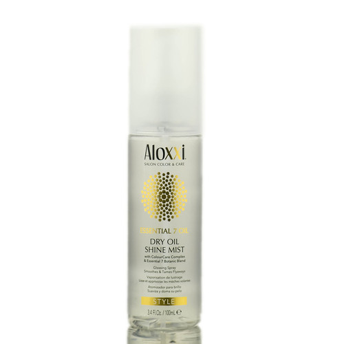 Aloxxi Essential 7 Dry Oil Shine Mist
