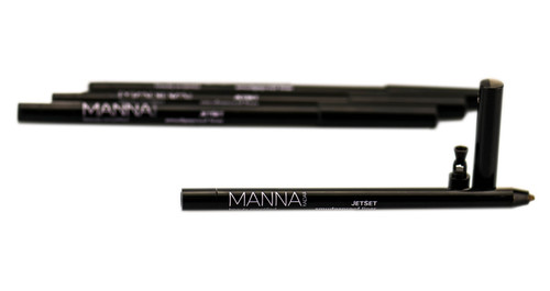 Manna Beauty Simplified Jetset Smudgeproof Liner Caviar