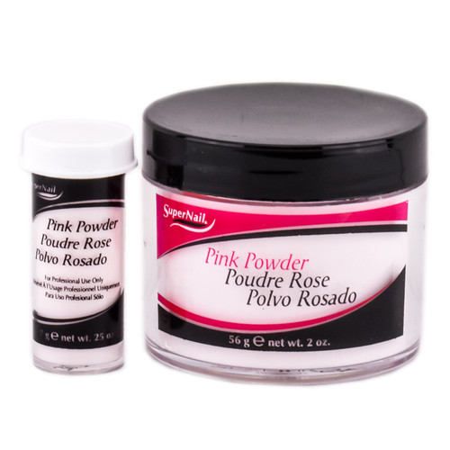 Nail Supplements: Super Nail Pink Powder