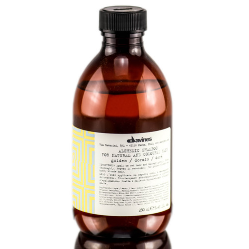 Davines Alchemic Golden Shampoo