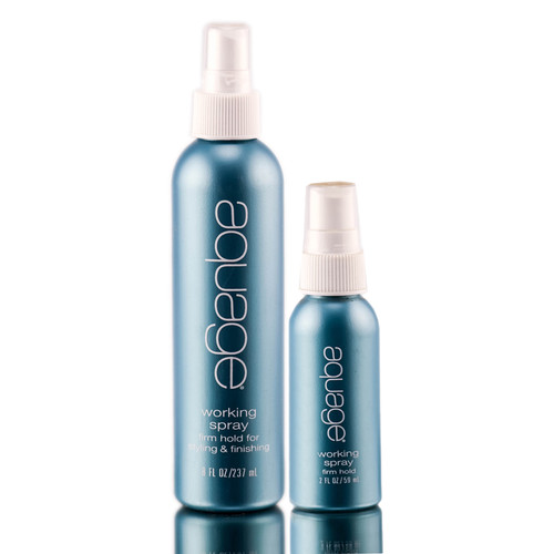 Aquage Working Spray - firm hold