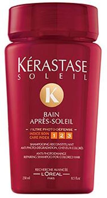 Kerastase Soleil Bain Apres-Soleil - repairing shampoo for softness & lightness