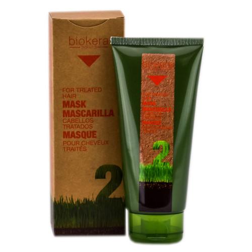 Salerm Biokera Natura For Treated Hair Mask Masque