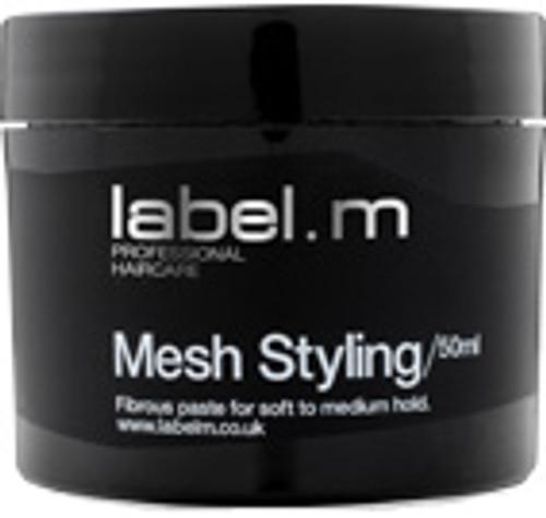 Label. M Mesh Styling