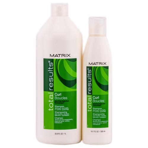 Matrix Total Results Curl Boucles Shampoo
