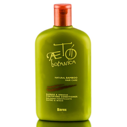 Barex AETO Botanica Natural Bamboo Hair Care Bamboo & Hibiscus Fortifying Conditioner