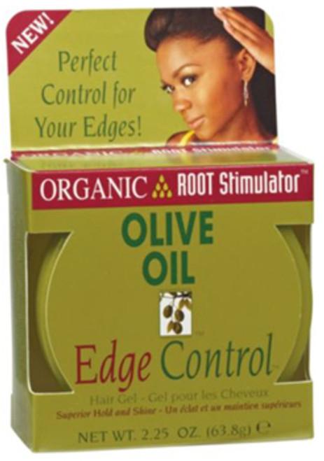 Organic Root Stimulator Olive Oil Edge Control