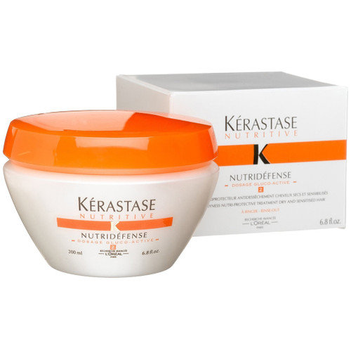 Kerastase Nutritive Nutridefense 2 Treatment for Dry and Sensitized Hair