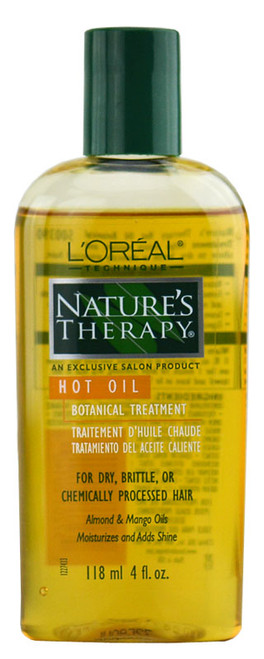 L'oreal Nature's Therapy Hot Oil Botanical Treatment