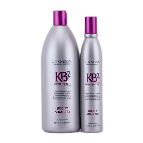 Lanza KB2 Keratin Bond Bodify Shampoo