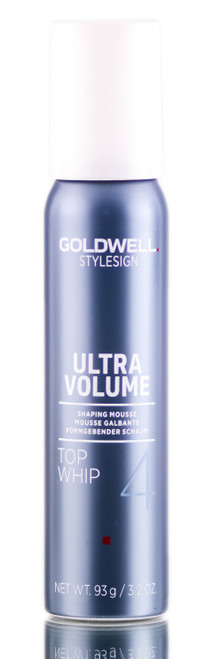 Goldwell Style Sign Volume 4 - Top Whip Ultra Strong Volume Mousse