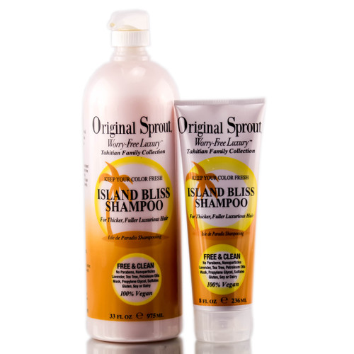 Original Little Sprout Luscious Island Shampoo