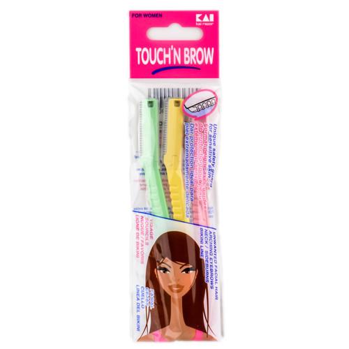 Kai Razor Touch N Brow For Women
