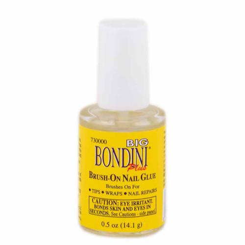 Nail Supplements: Big Bondini Plus Brush On Nail Glue
