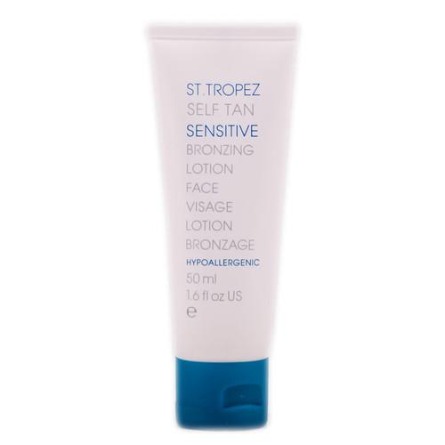 St. Tropez Self Tan Sensitive Bronzing Lotion Face