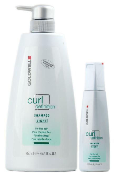 Goldwell Curl Definition Shampoo - Light