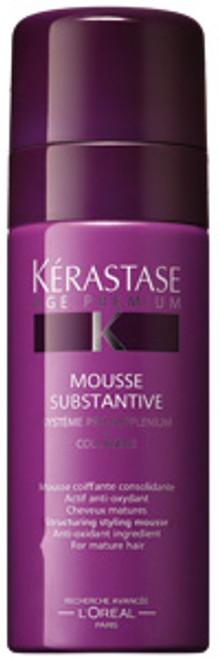 Kerastase Age Premium Mousse Substantive Structuring Styling Mousse
